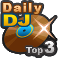 DJ Daily Charts Rank 3