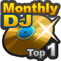 DJ Monthly Charts Rank 1