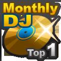 DJ Top 1 del Mes.