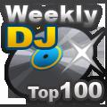 Charts hebdomadaire de DJ top 100