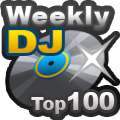 Top 100 da Tabela Semanal de DJ