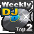 Posição 2 da Tabela Semanal de DJ